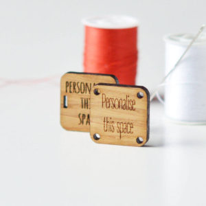 Wood Product Tags