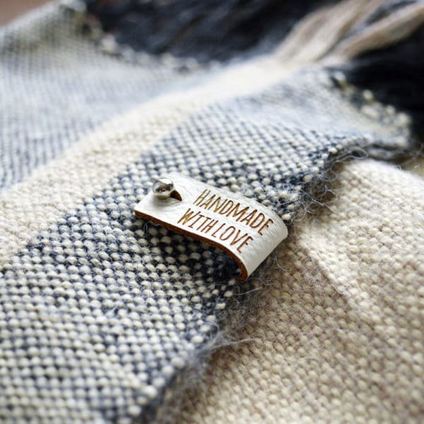 personalized knitting tags