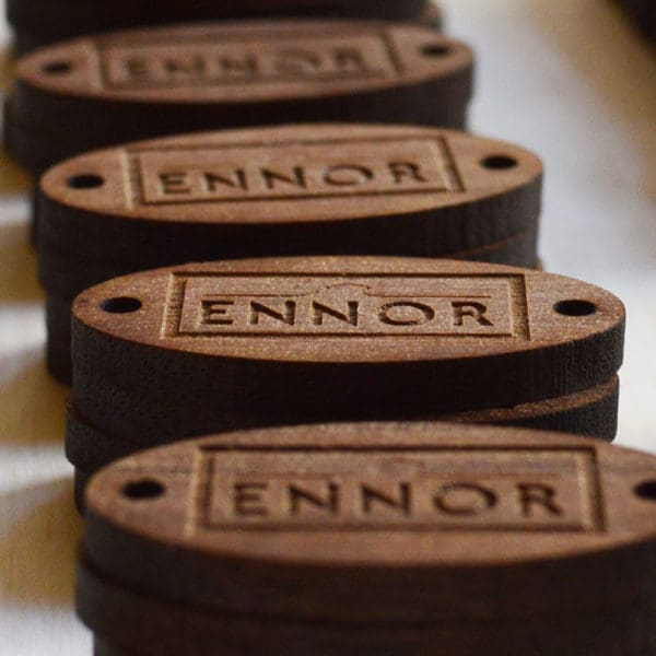 Wooden Tags for Handmade Products